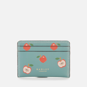Radley Women's To the Core Small Card Holder - Lake