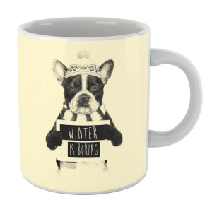 Winter Is Boring Mug