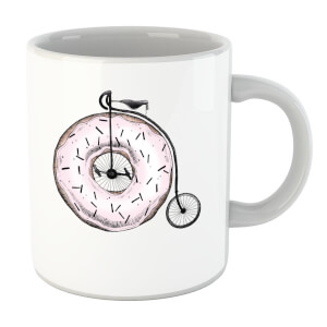 Donut Ride My Bicycle Mug