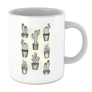 Prickly Friends Mug