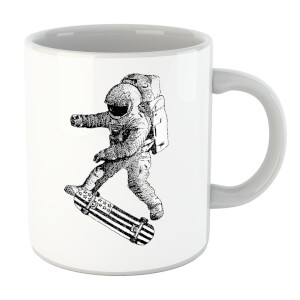 Kickflip In Space Mug