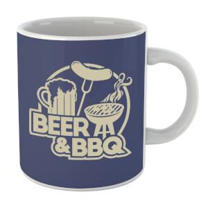 Beer & BBQ Mug