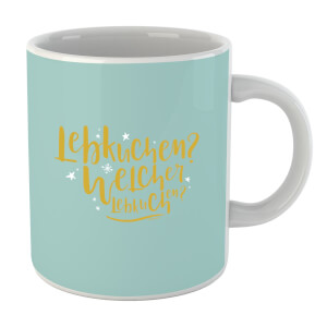 International Lebkiuchen Mug