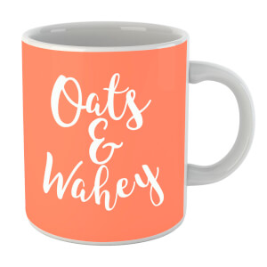 Oats And Wahey Mug