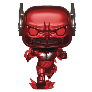 PX Previews EXC DC Comics Dark Nights - Batman The Red Death (Metallic) Pop! Vinyl Figur