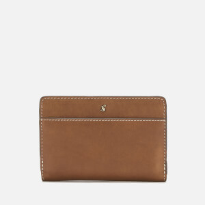 Joules Women's Wyton Zip Around Purse - Tan