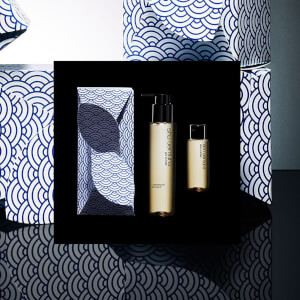 Shu Uemura Art of Hair Furoshiki Double Cleansing Kit (Worth $53.00)