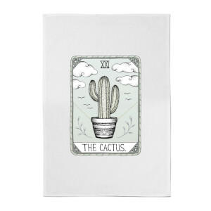 The Cactus Cotton Tea Towel