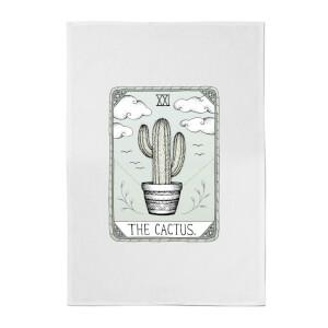 The Cactus Cotton Tea Towel