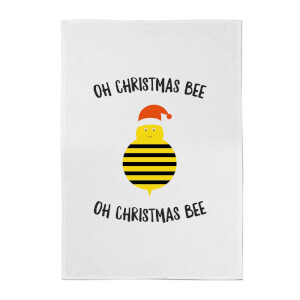 Oh Christmas Bee Oh Christmas Bee Cotton Tea Towel