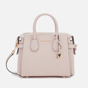 MICHAEL MICHAEL KORS Women's Mercer Belted Small Satchel Bag - Soft Pink