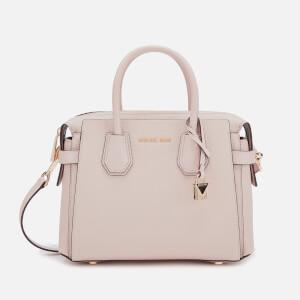 MICHAEL MICHAEL KORS Women's Mercer Belted Small Satchel Bag - Soft Pink