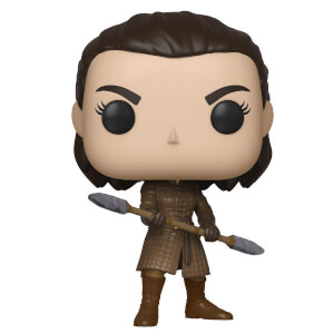Game of Thrones Arya with Two Headed Spear Funko Pop! Figuur