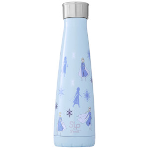 S'ip by S'well Disney Frozen Queen of Arendelle Elsa Water Bottle 450ml