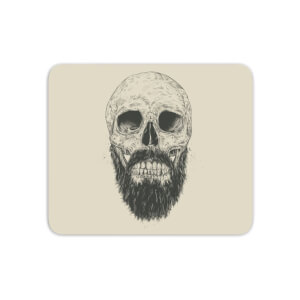Bearded Skull Mouse Mat