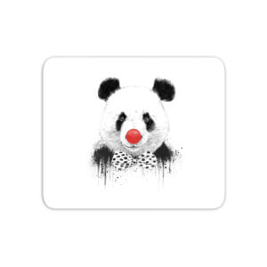 Red Nosed Panda Mouse Mat