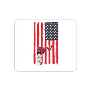 USA Cage Mouse Mat