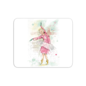 Dancing Queen Mouse Mat