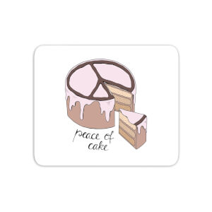 Peace Of Cake Mouse Mat