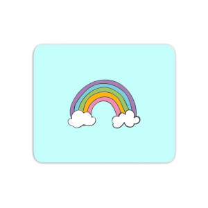 Rainbow Mouse Mat