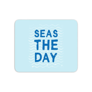 Seas The Day Mouse Mat
