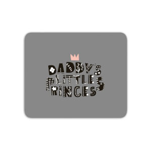 Daddy's Little Princess Mouse Mat