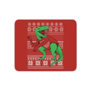 T-Rex Sleeves Mouse Mat
