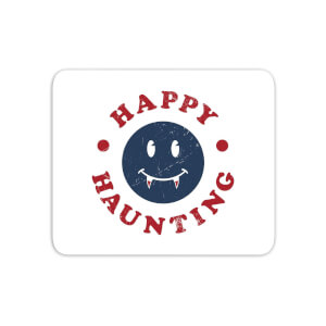 Happy Haunting Fang Mouse Mat