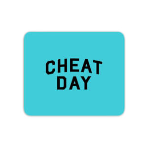 Cheat Day Mouse Mat