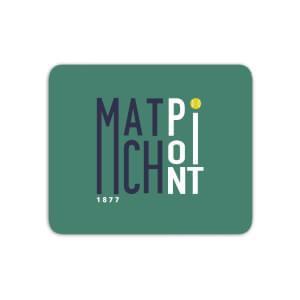 Match Point Mouse Mat