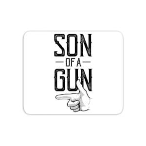Son Of A Gun Mouse Mat