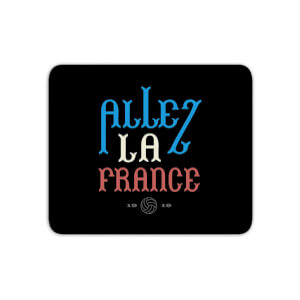 Allez La France Mouse Mat
