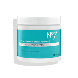 No7 Protect and Perfect Intense Advanced Serum Activating Pads (60 Pads)