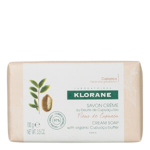 KLORANE Cupuacu Flower Cream Soap with Cupuacu Butter 100g
