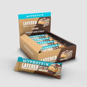 Layered Protein Bar