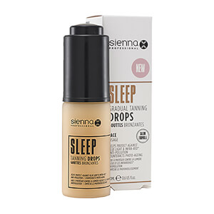 Sienna X Sleep Gradual Tanning Drops 20ml