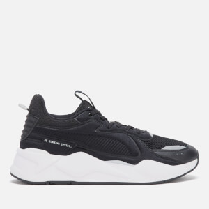 Puma Men's RS-X Soft Case Trainers - Puma Black/Puma White