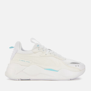 Puma Women's Rs-X Soft Case Trainers - Puma White/Milky Blue