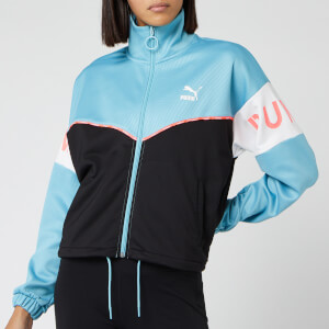 Puma Women's XTG Track Jacket - Milky Blue