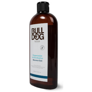 Bulldog Peppermint & Eucalyptus Shower Gel 500ml: Image 2