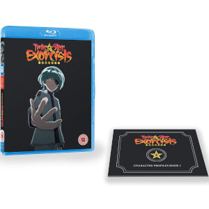 Twin Star Exorcists - Part 2 with Limited Edition Booklet