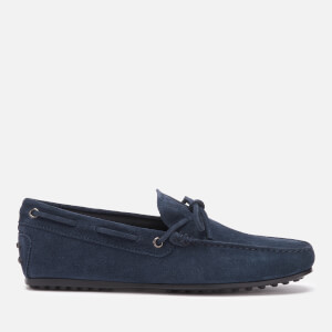 Tod's Men's Suede City Gommino Driving Shoes - Galaxy