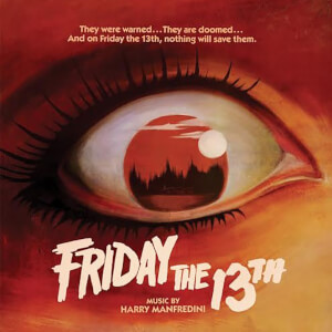 Waxwork - Friday the 13th (1980 Original Score) LP