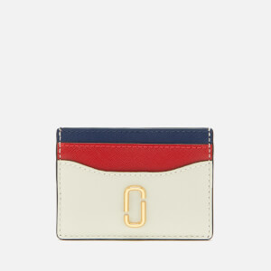 Marc Jacobs Women's Card Case - Coconut Multi