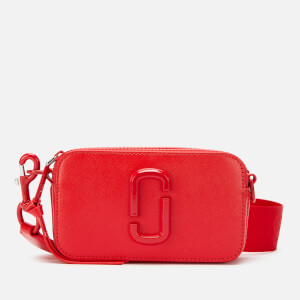 Marc Jacobs Women's Snapshot DTM Cross Body Bag - Geranium