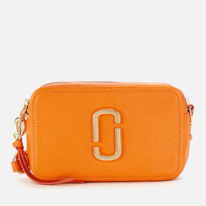 Marc Jacobs Women's The Softshot 21 Cross Body Bag - Kumquat