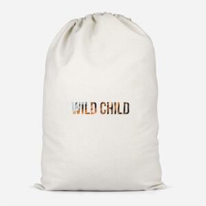 Wild Child Cotton Storage Bag