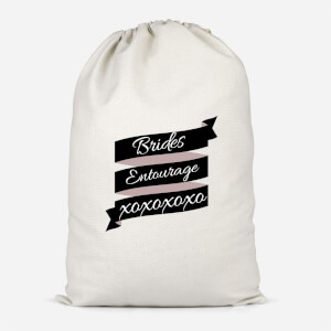 Brides Entourage Cotton Storage Bag