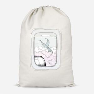 Window Seat Cotton Storage Bag