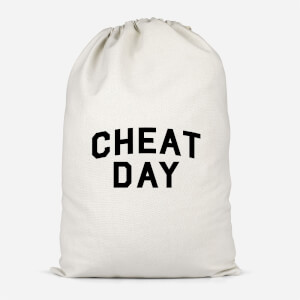 Cheat Day Cotton Storage Bag